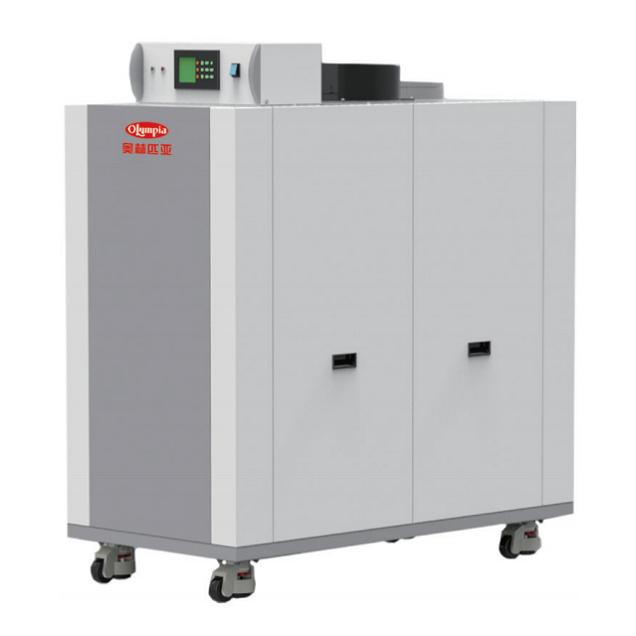 和田低氮冷凝模块锅炉99KW-700KW