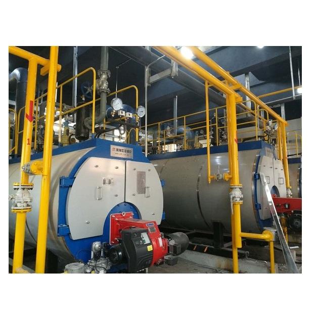 乌鲁木齐低氮蒸汽卧式锅炉