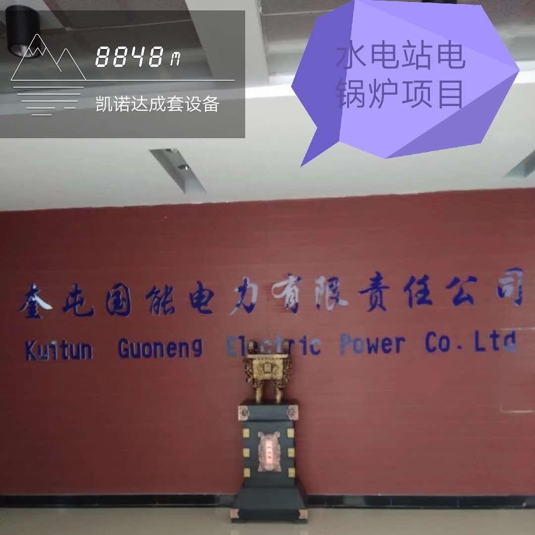 奎屯国能电力-水电站新疆电锅炉项目